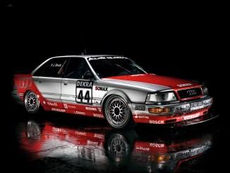 Audi V8 Quattro DTM 1990-92
