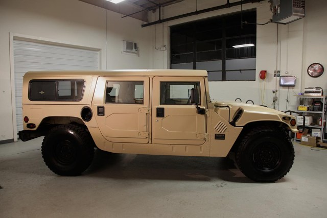 1992 Hummer H1 Wagon Limited Edition