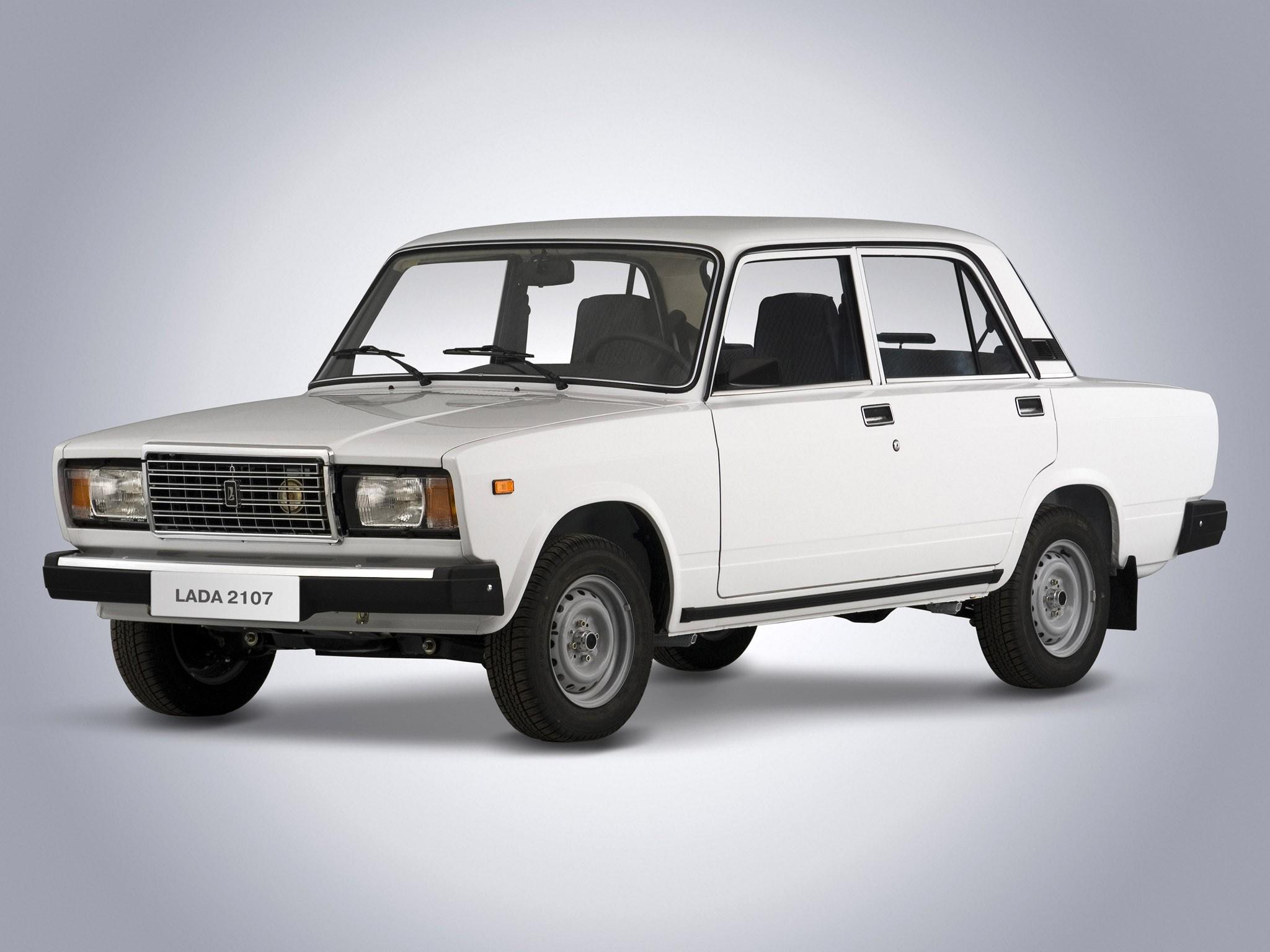 1992 Lada 2107