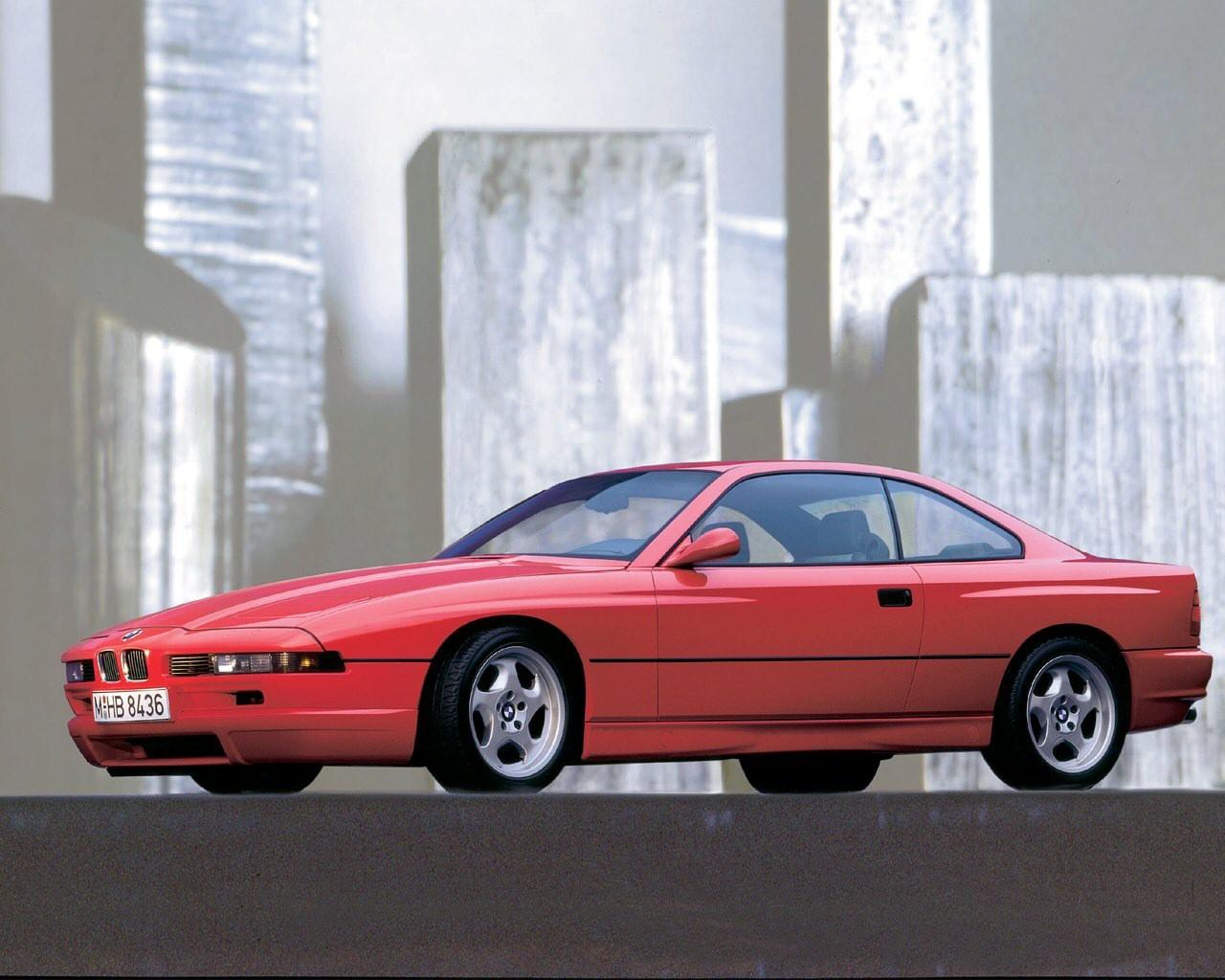 1992 Bmw 850