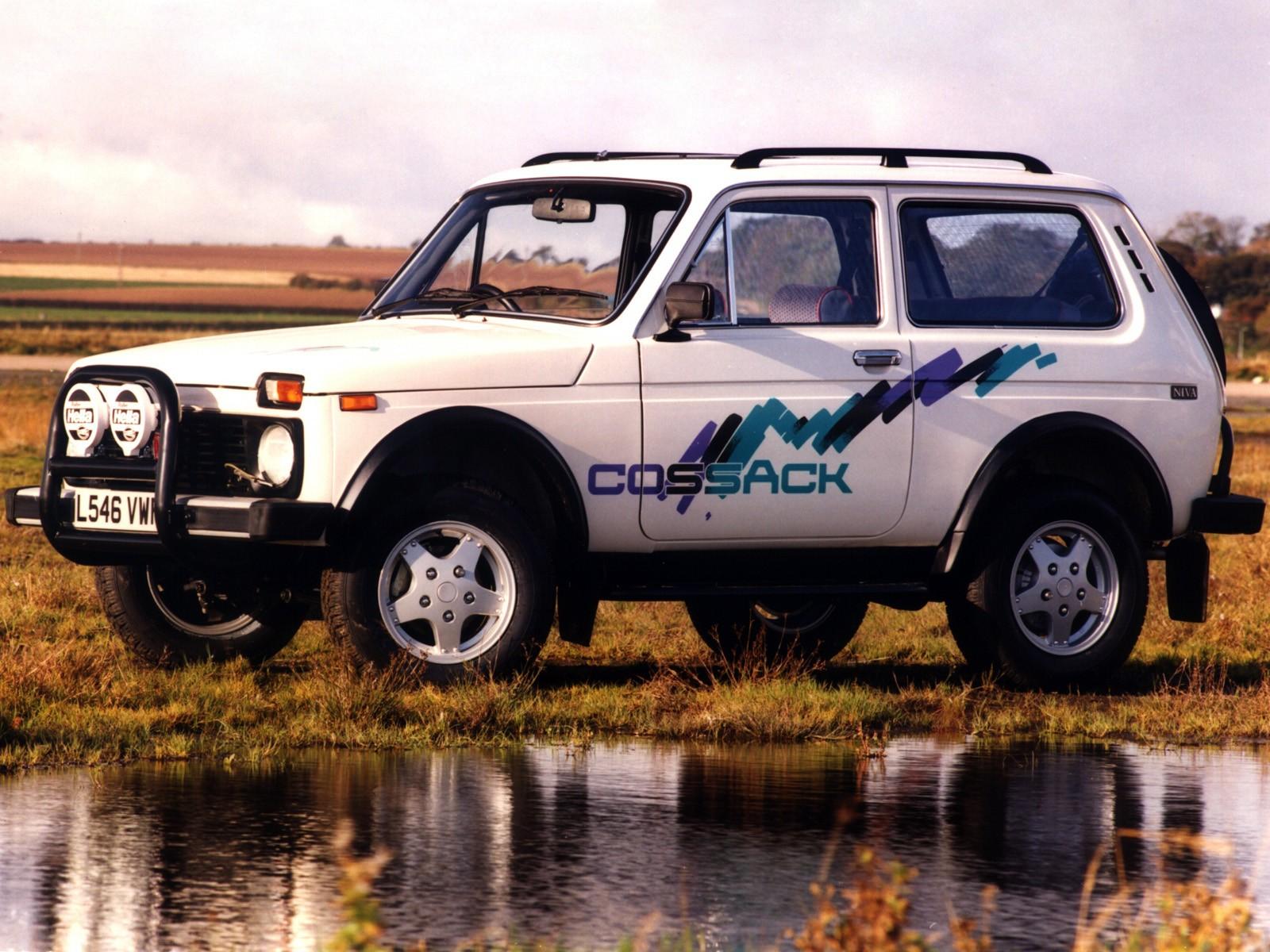 1993 Lada Niva Cossack 4x4 21212