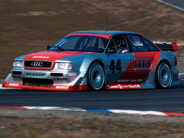 1993 Audi 80 Quattro 2.5 DTM Prototype