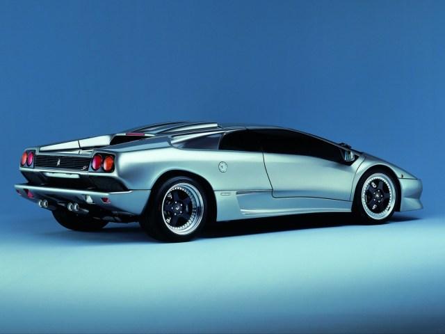 1996 Lamborghini Diablo SV