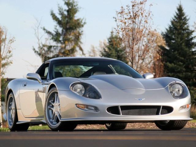 1998 Callaway Corvette C12