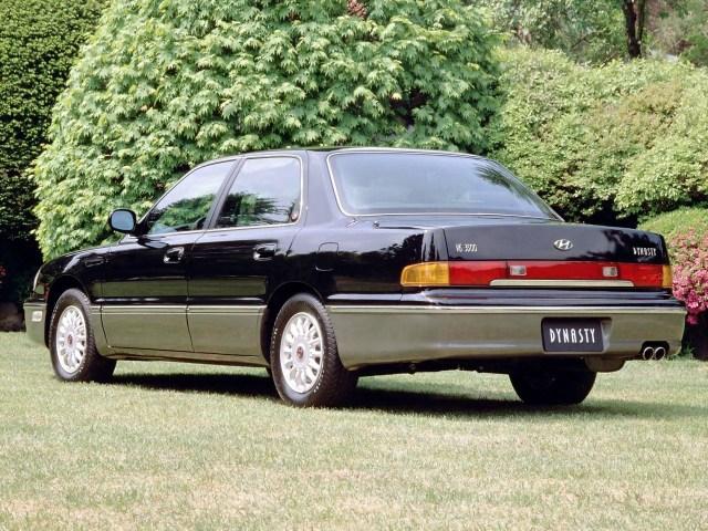 1999 Hyundai Dynasty