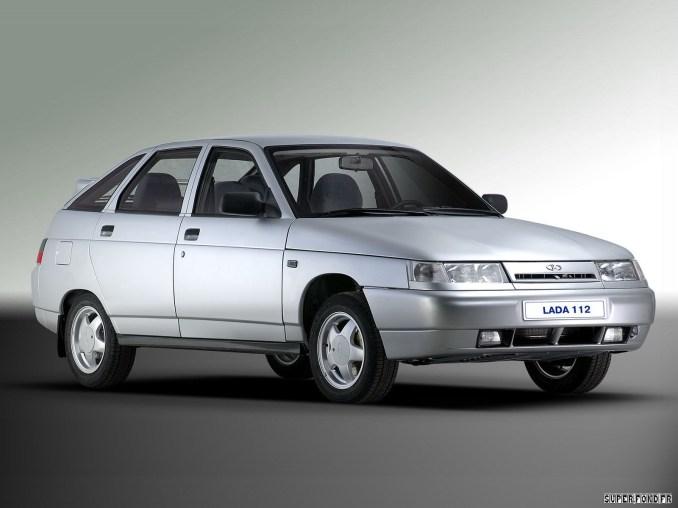 1999 Lada 112