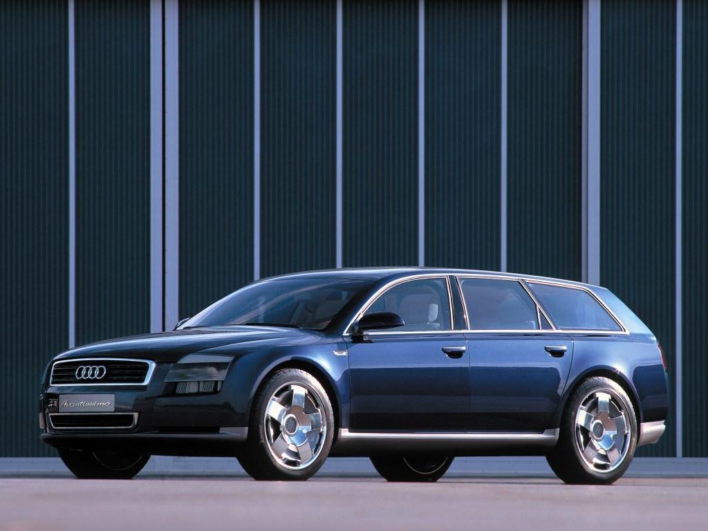 2001 Audi Avantissimo