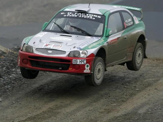 2002 Hyundai Accent WRC