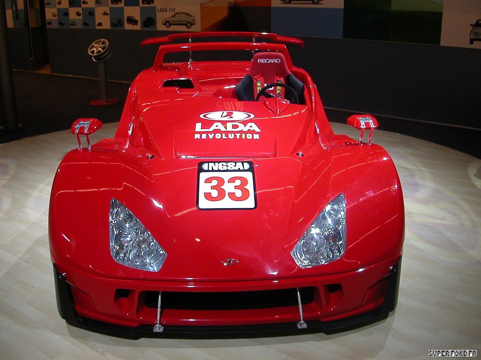2003 Lada Révolution
