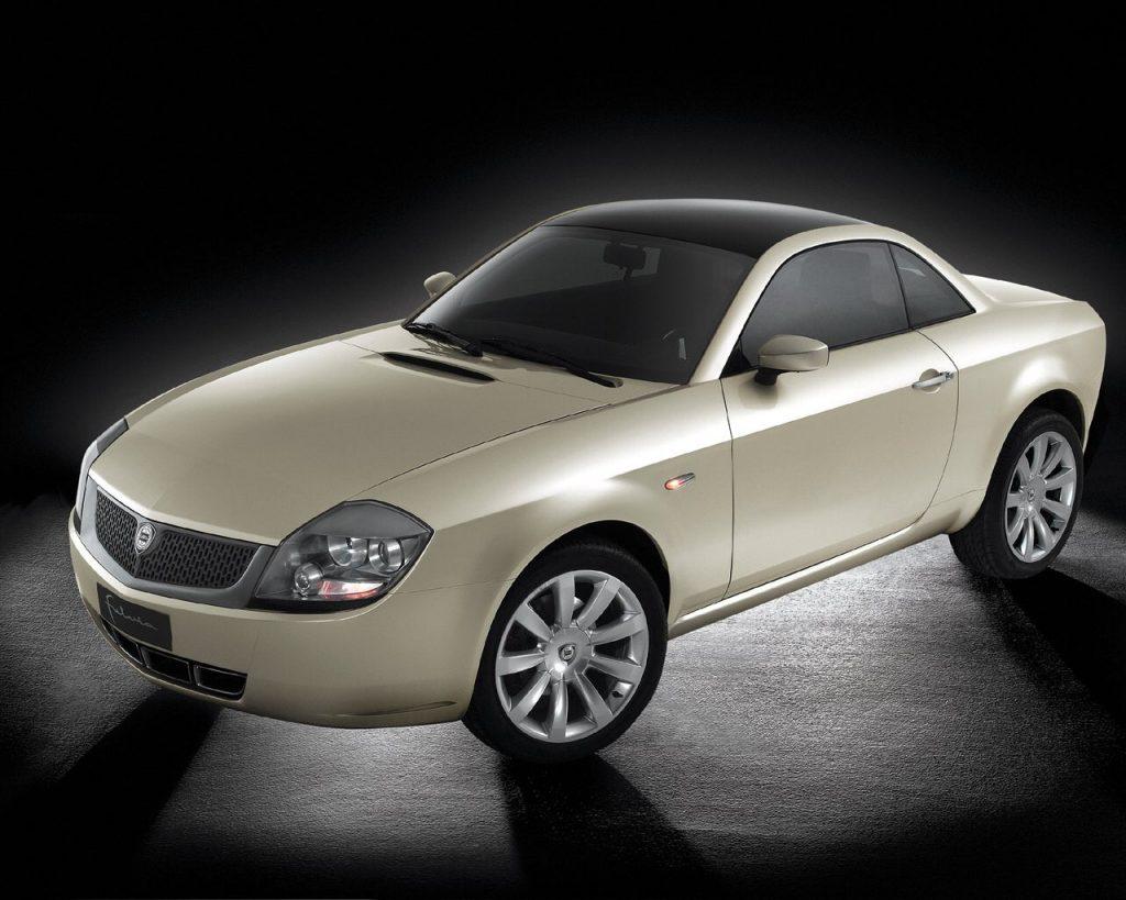 2003 Lancia Fulvia Coupe