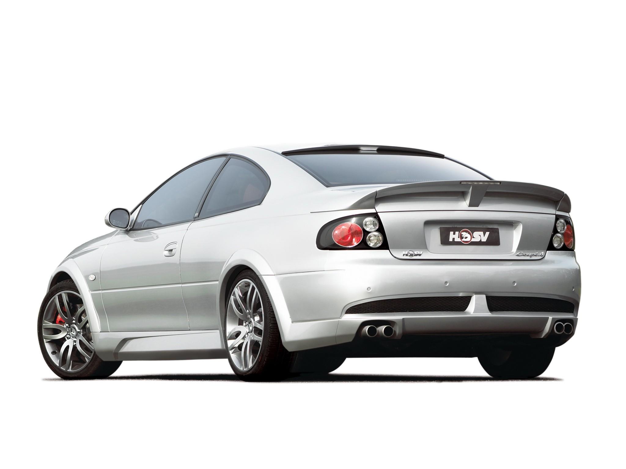 2004 HSV Coupe 4