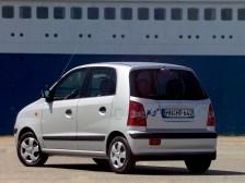 2004 Hyundai Atos Prime em Star