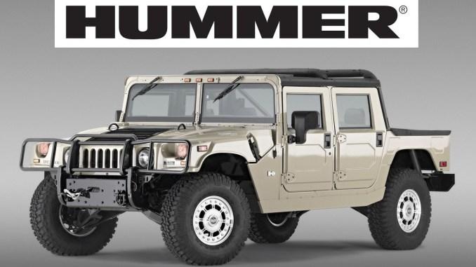Hummer H1 2004
