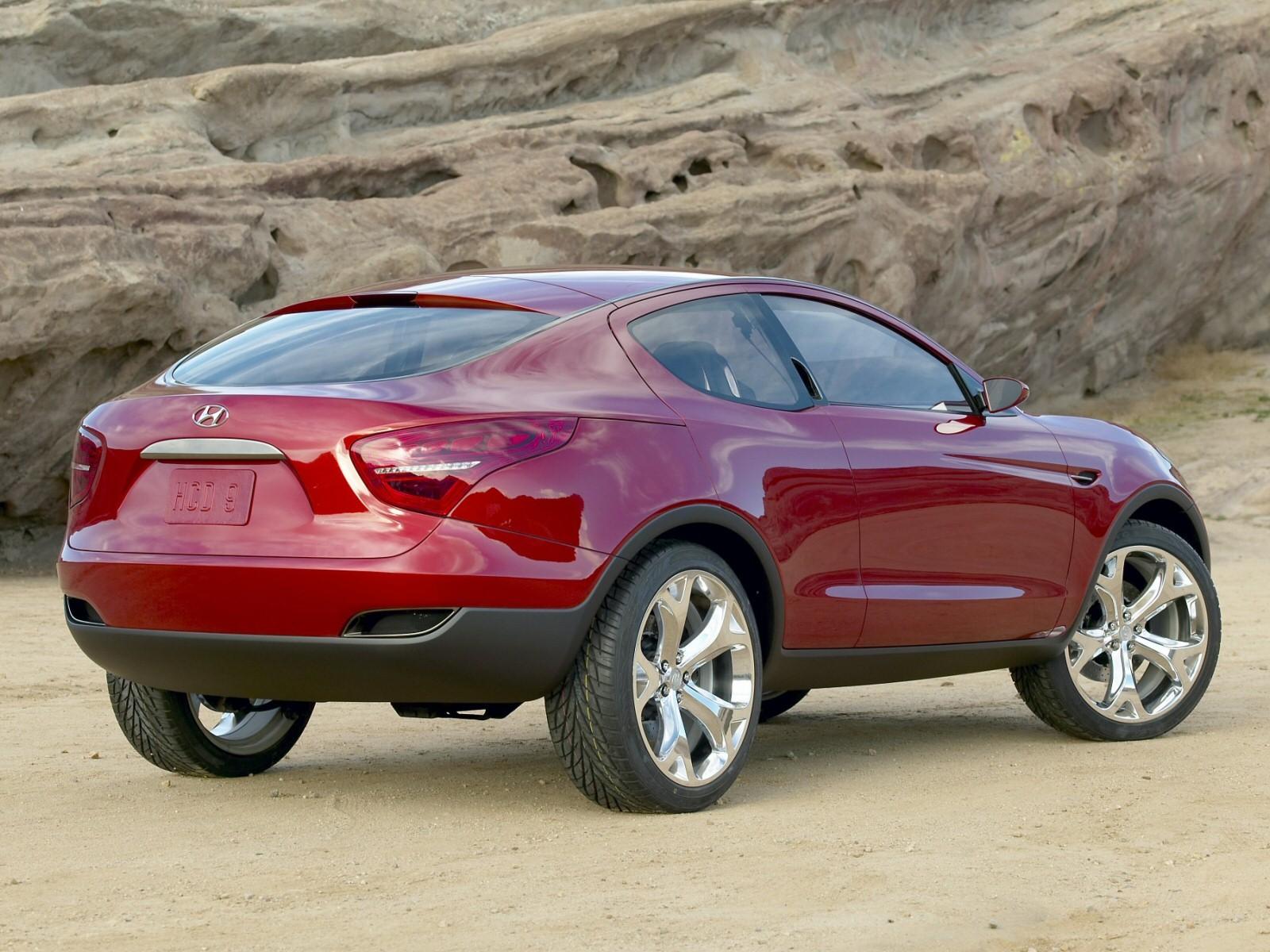 2006 Hyundai HCD9 Talus Concept