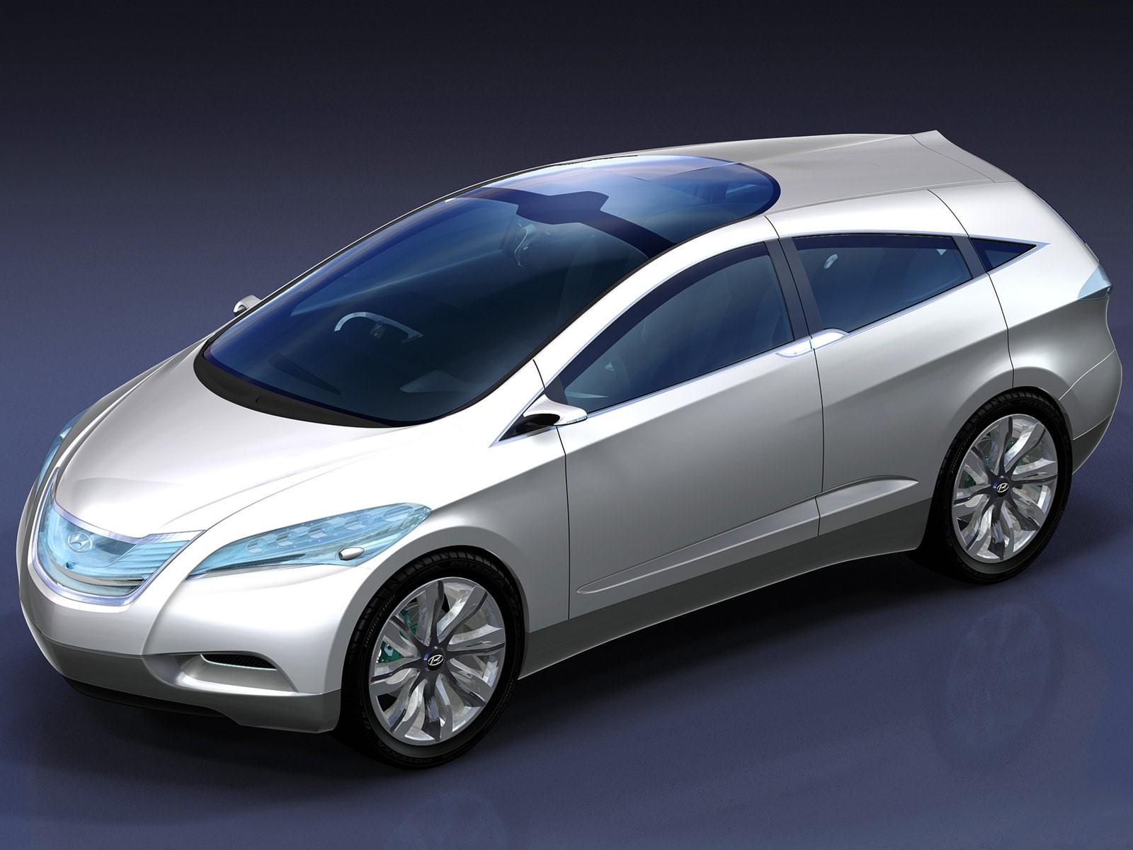 2007 Hyundai i-blue Concept