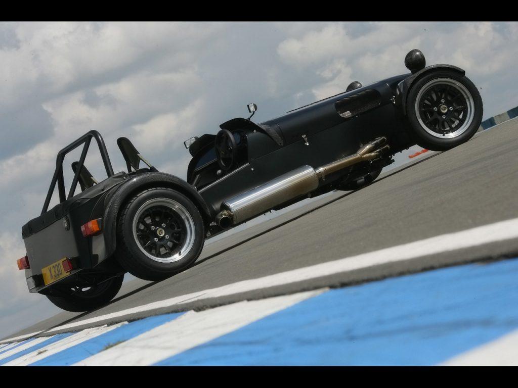 2007 Caterham_Seven X330 Concept