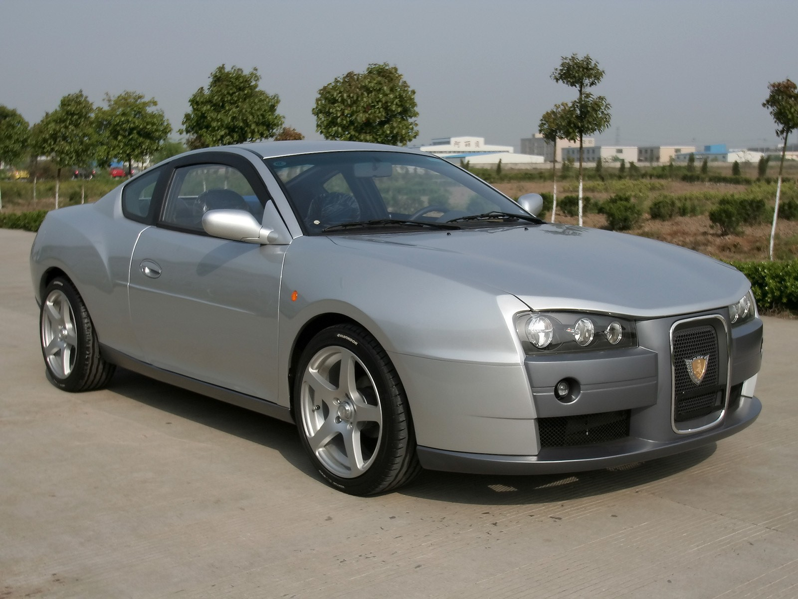 2008 Geely Coupe Concept