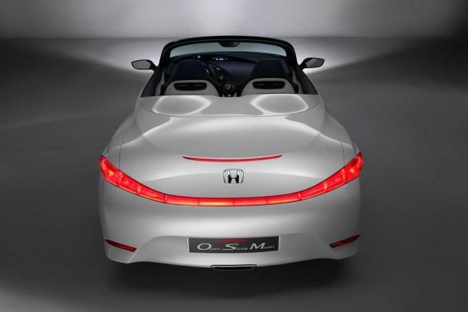 2008 Honda OSM