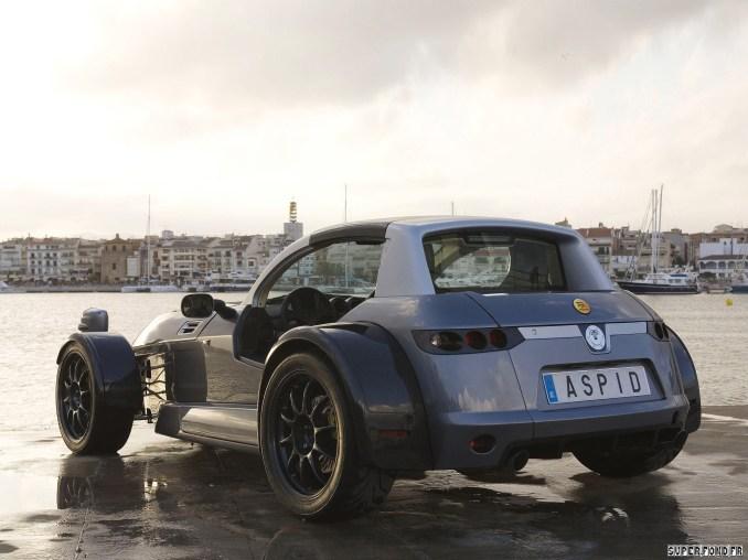2008 IFR Automotive Aspid