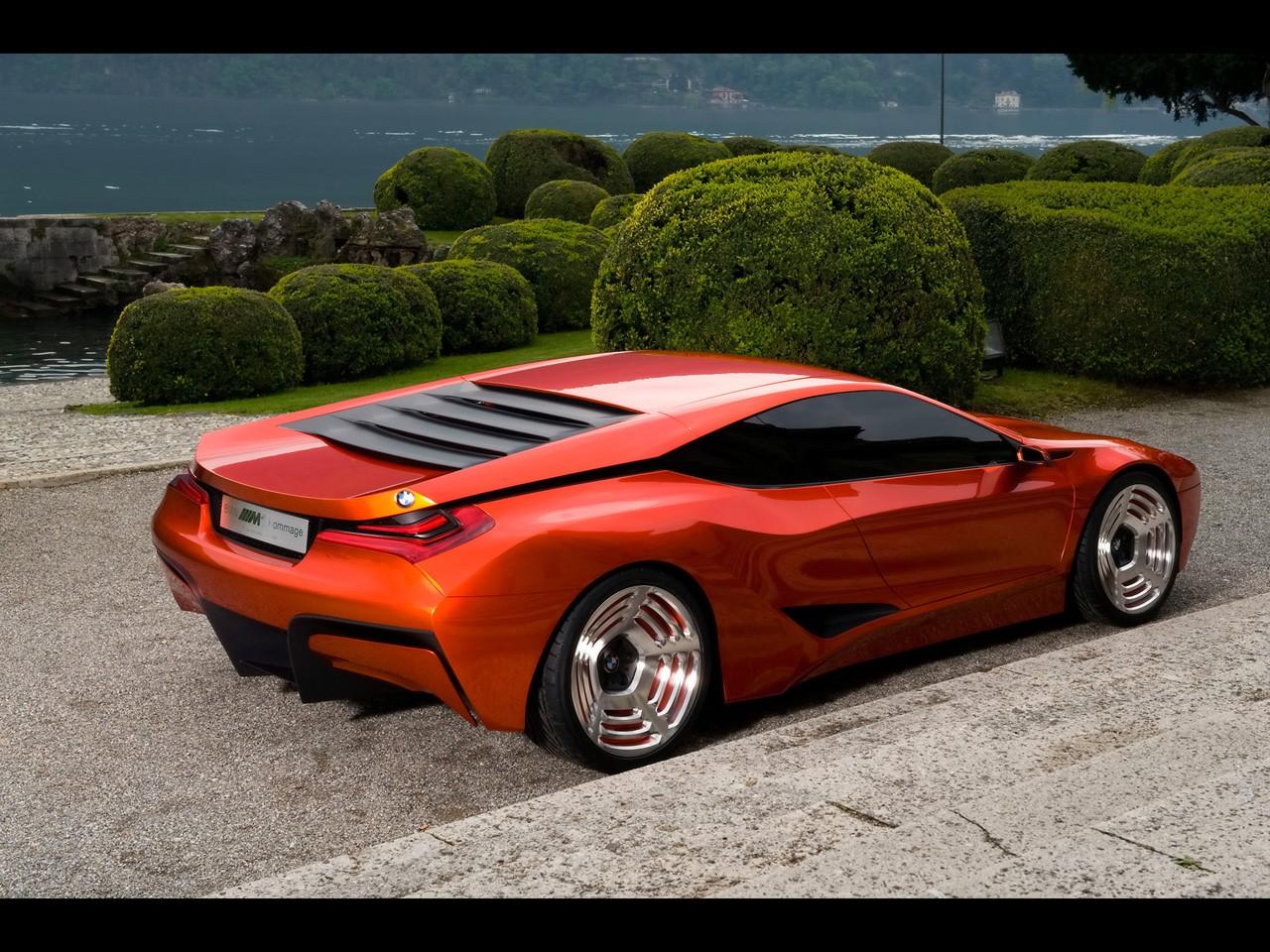 2008 Bmw M1 Homage Concept