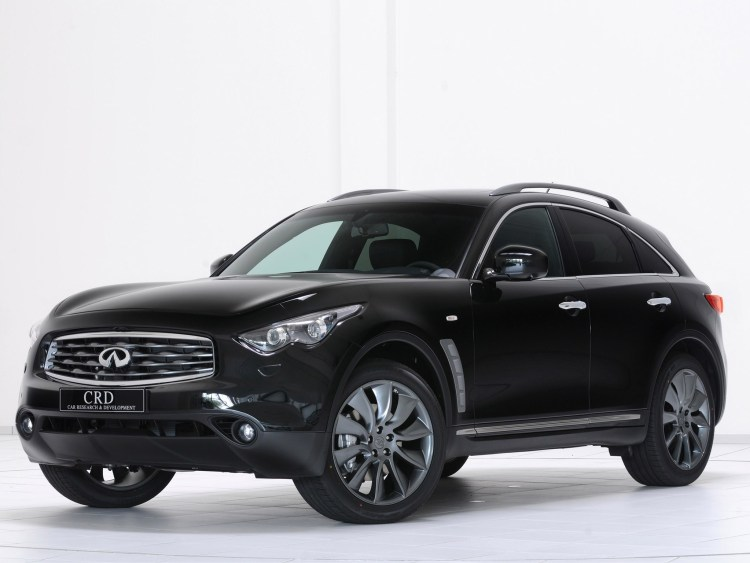 2009 Infiniti FX50S Concept by CRD