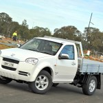 2009 Great Wall V240 Single Cab