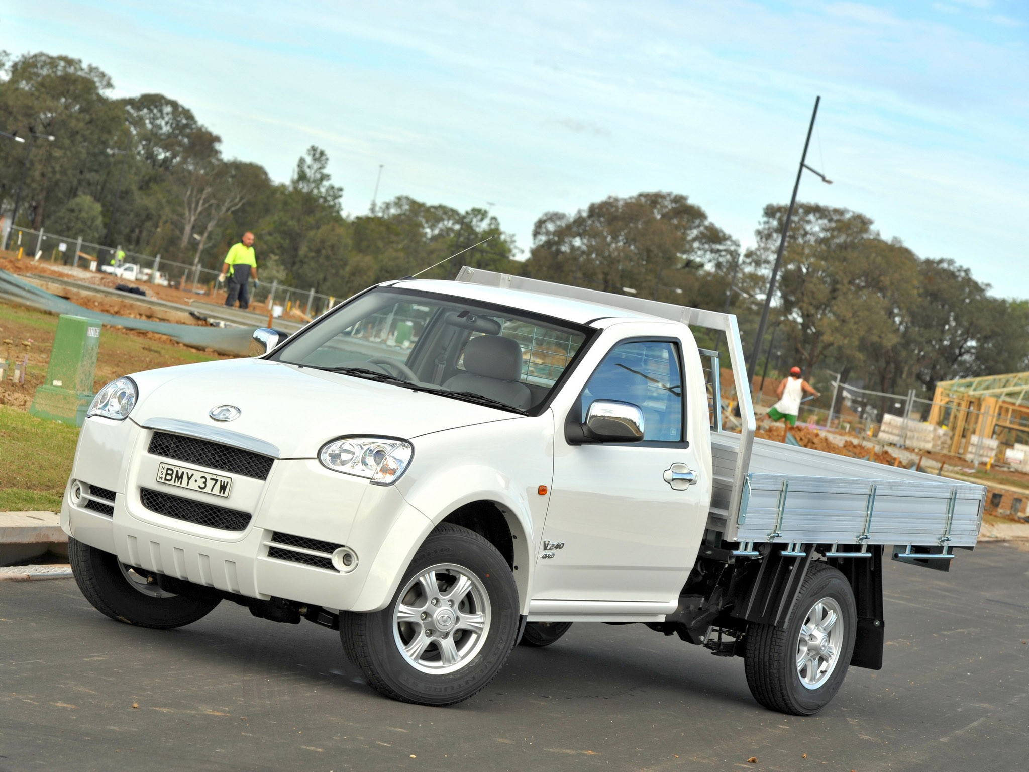 2009 Great_Wall V240 Single Cab