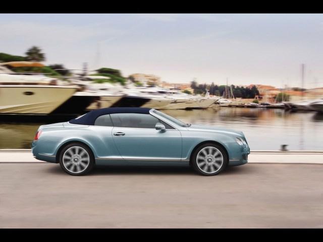 2009 Bentley Continental GTC Speed