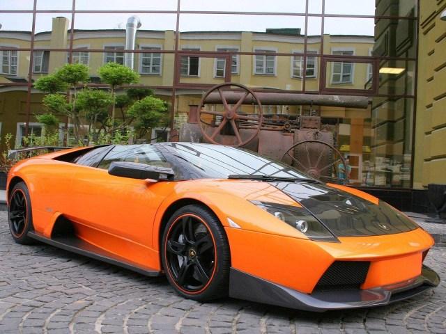 Lamborghini Murcielago Spyder 2010 - Status Design