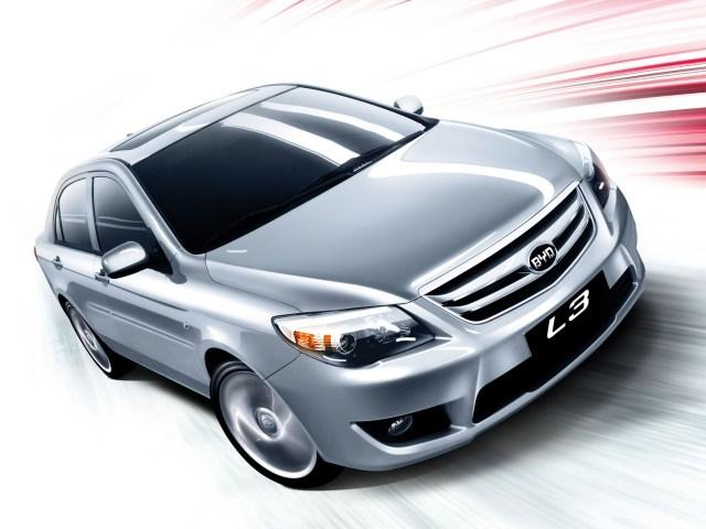 2010 Byd Auto L3