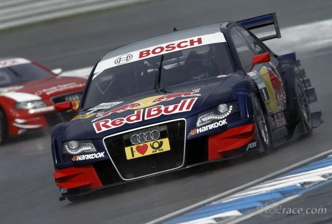 2011 DTM - Audi A4 - Mattias Ekstrom