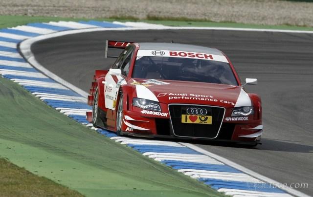 2011 DTM - Audi A4 - Oliver Jarvis