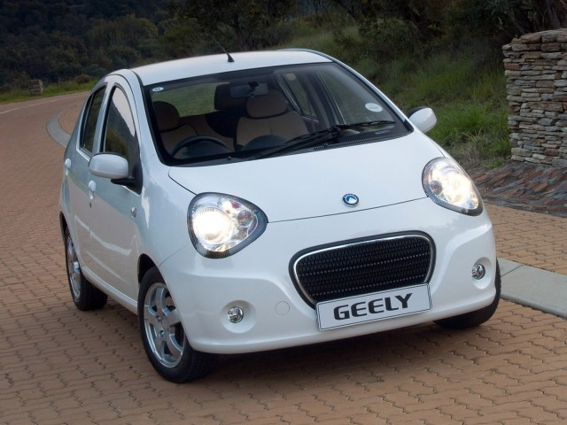 Geely LC 2011