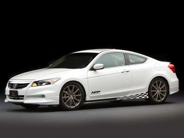 2011 Honda Accord Coupe V6 Concept