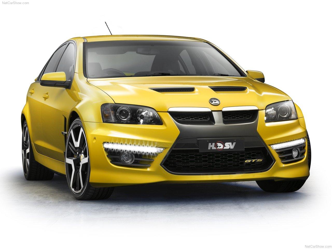 2011 HSV E3 GTS