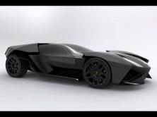 2011 Lamborghini Ankonian Concept Design by Slavche Tanevski