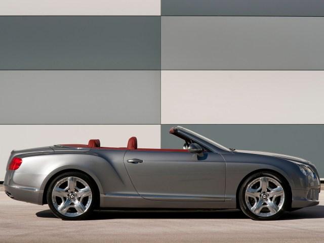 2011 Bentley Continental GTC Hallmark