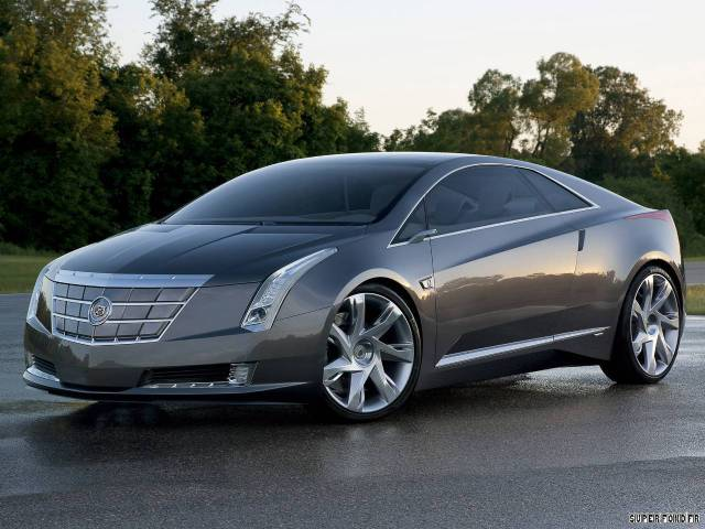 2011 Cadillac ELR Concept