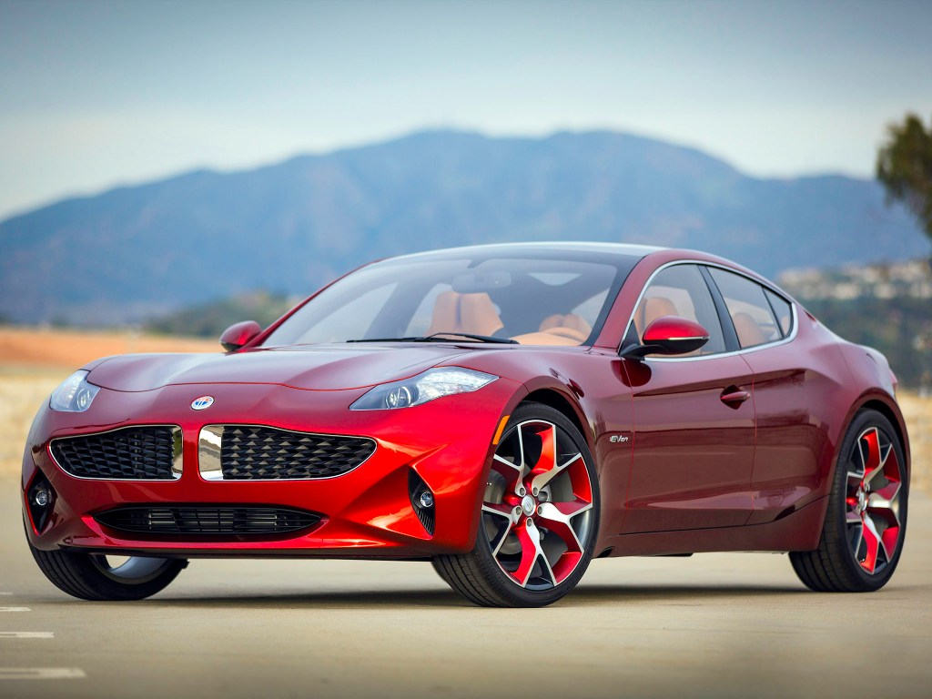 2012 Fisker Atlantic Plug-in