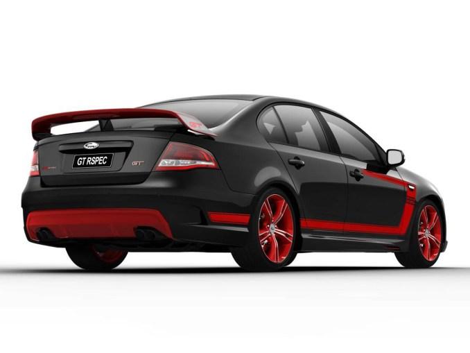 2007 Ford GT Cobra R-Spec - FPV