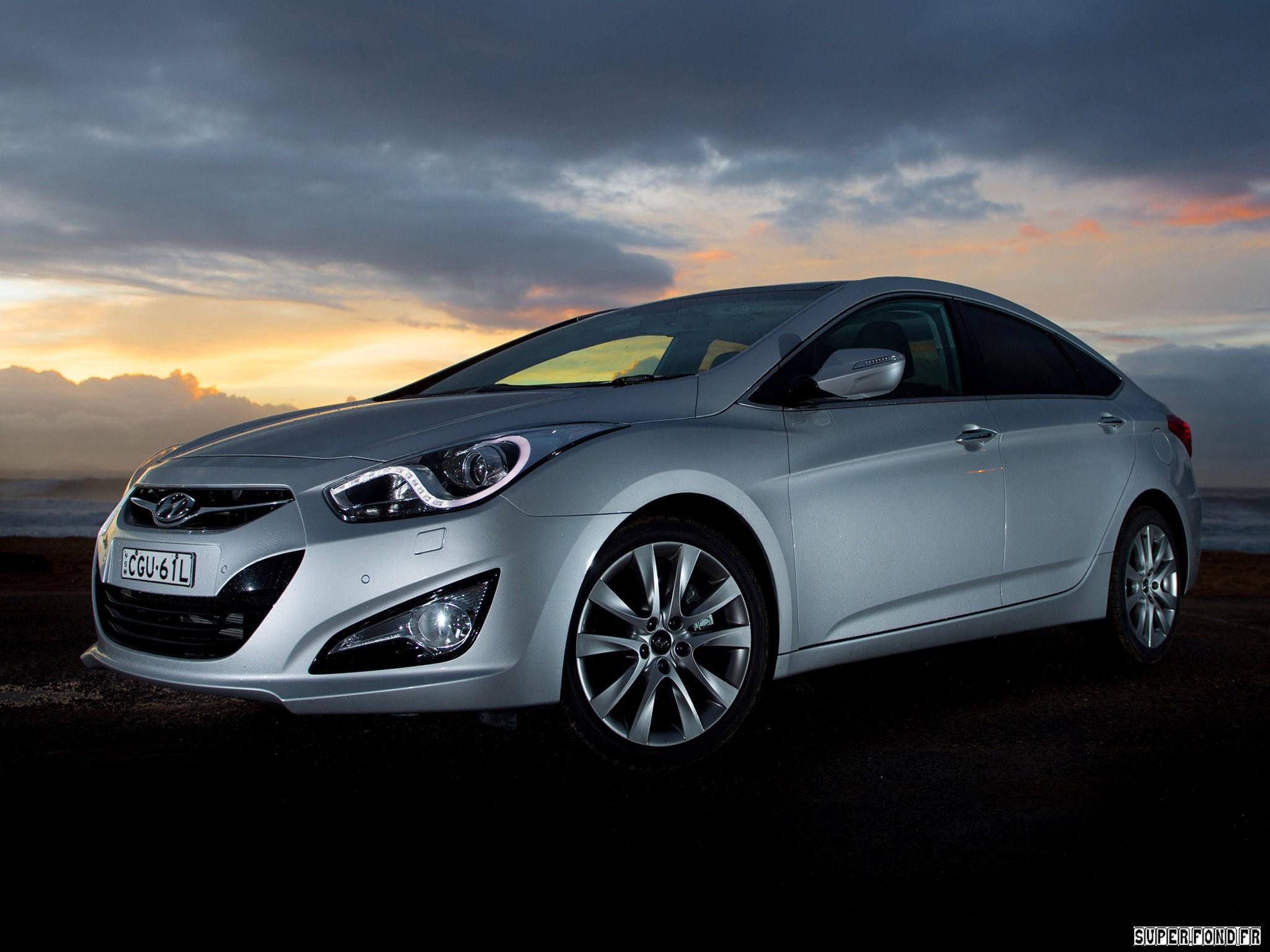 2012 Hyundai i40 Sedan Australia