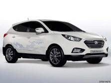 2012 Hyundai IX35 Fuel-cell