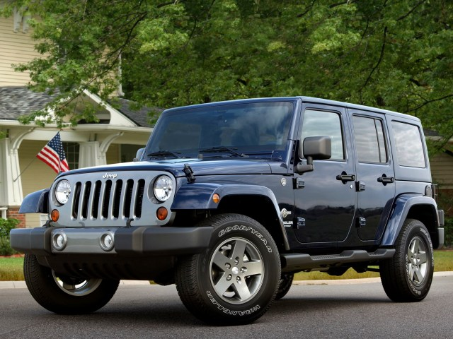 2012 Jeep Wrangler Unlimited Freedom