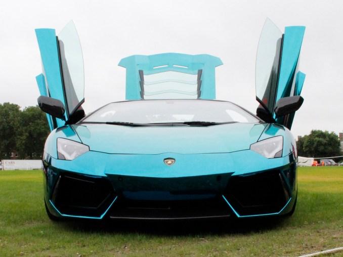 Lamborghini Aventador lp760-4 Dragon Edition 2012 - Oakley Design