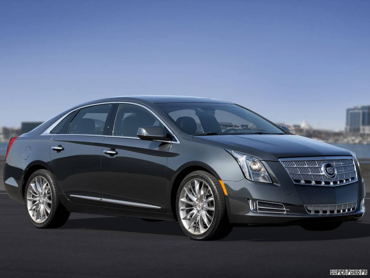 2012 Cadillac XTS Luxury Sedan