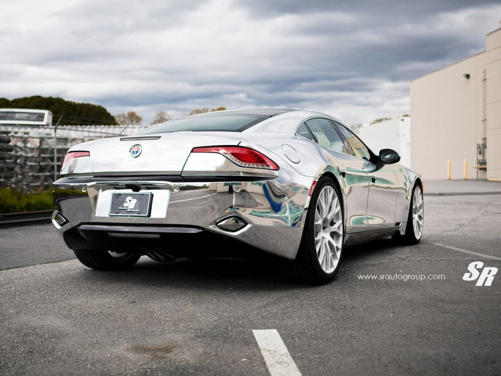 2013 Fisker Karma Chrome by SR-Auto