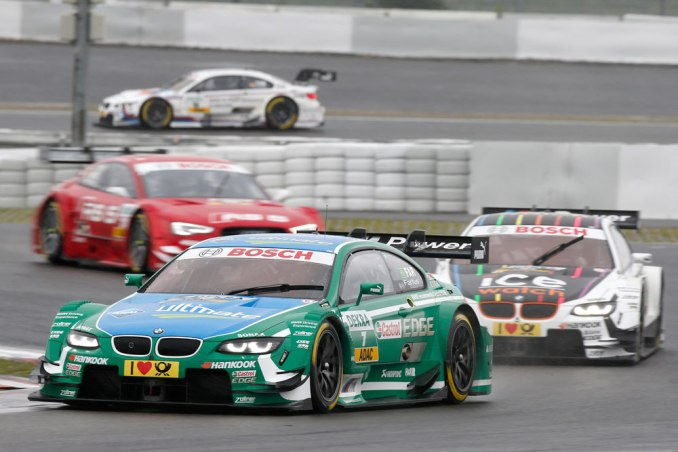 2013 DTM Nurburgring - BMW M3 - Augusto Farfus