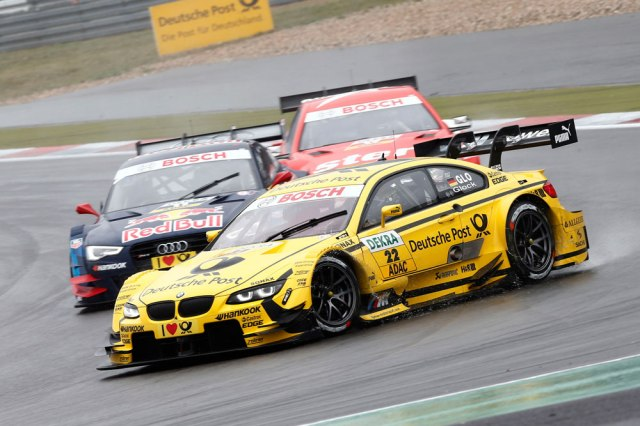 2013 DTM Nurburgring - BMW - Timo Glock