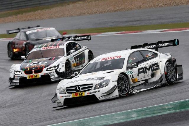 2013 DTM Nurburgring - Mercedes Pascal Wehrlein