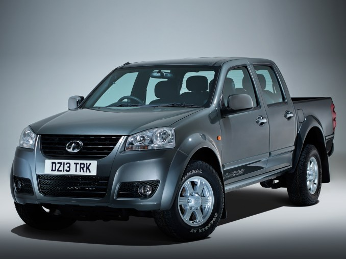 2013 Great Wall Steed Tracker Special Edition